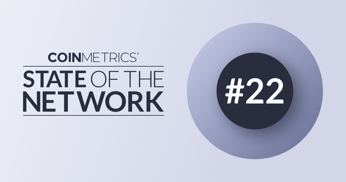 State of the Network: Issue 22