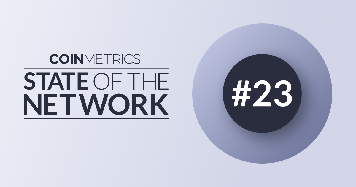 State of the Network: Issue 23