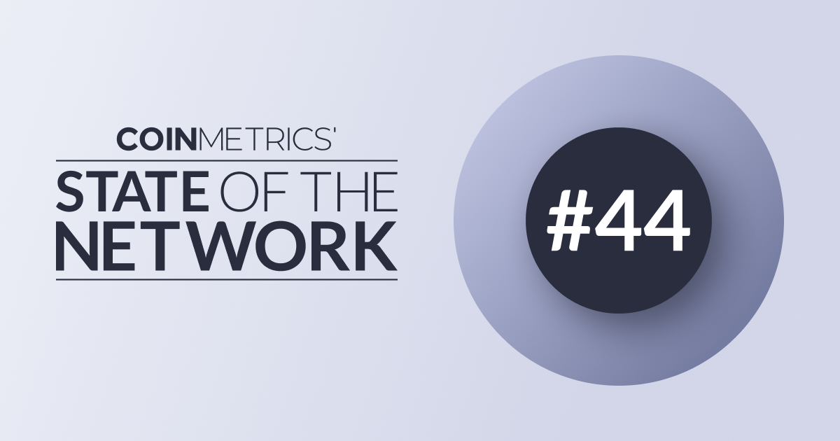 State of the Network: Issue 44